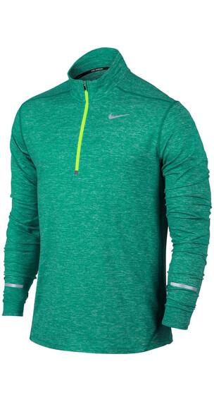 Nike Dri-FIT Element hardloopshirt Heren groen